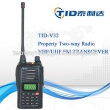 TD-V32 multi frequency transmitter handheld walkie talkie