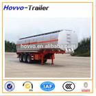 Tri axle oil crude storage tank semi-trailer for sale