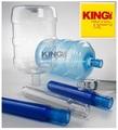 Taiwan fez king's pet garrafa de água de galão 5,20 litro