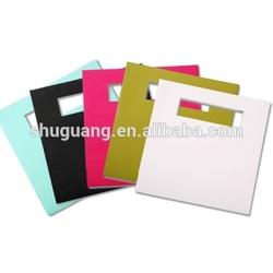 Die-cut Handle Gem Gloss Paper Bag