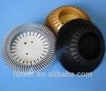 venta caliente de alta calidad de gran sección de aleación de aluminio del disipador de calor de xindongrui