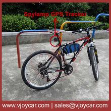 gps tracker bike small brake light design with motion sensor,anti bicycle theft