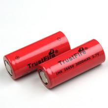 Di alta qualità 26.650 batteria 3.7v 3000mah batteria al litio ricaricabile