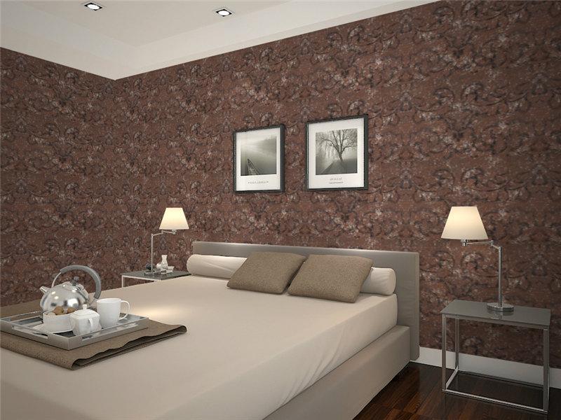 ... Woven Behang Slaapkamer Woonkamer Sofa Thuis Decoratie Modulaire Grd09