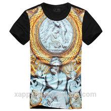 Religion factory cheap men t shirts wholesale china custom hip hop t shirts