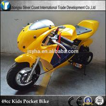 Cheap 2-Stroke 2 Wheel 49cc Pocket Bike 49cc Petrol Pit Bike