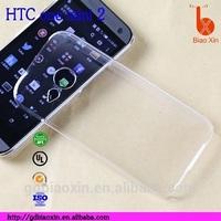 New design product for htc m8 mini phone case,for htc one m8 mini transparent case