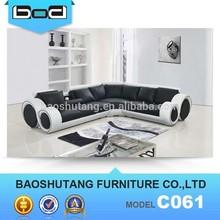 Good Top grade living room modern corner sofa C061