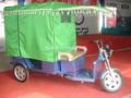 2014 24 tubos controlador triciclo rickshaw triciclo para los pasajeros
