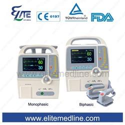 EL Biphasic cardiac defibrillator