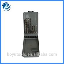 7pcs SDS-Plus shank drill set in metal case
