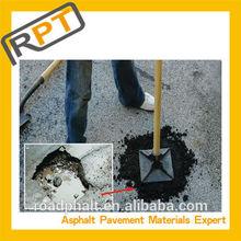 Cold asphalt mix design for asphalt road pothole