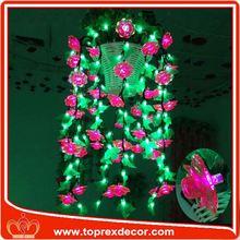 Wedding artificial flower latex