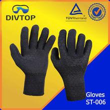 Neoprene dive gloves waterproof swimming gloves