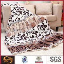 2014 new products Mink Fleece Blankets (Bedspreads)