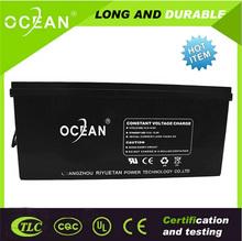Big capacity sealed valve regulated maintenance free 12v 100ah vrla battery