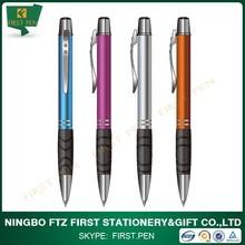 Jumbo Refill Metal Best Writing Ballpoint Pen