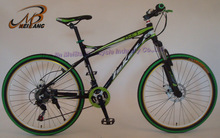 alloy MTB bike/aluminium mountain bicycle size 26 inch from China factory