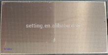 Morden design Metal UV Board /Panel For Kitchen Cabinet