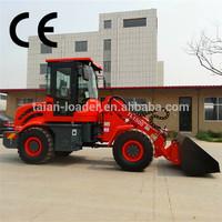 Wheel Loader heavy construction equipment TL1500