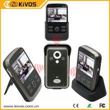 kivos new product kdb301 with remote unlock wireless video doorbell