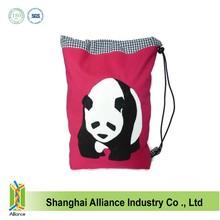 Made in China cartoon drawstring bag cotton ALD322