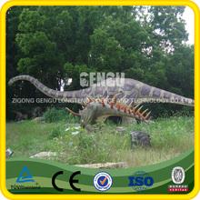 Dinosaur Park Artificial Mechanical Animatronic Dinosaur Life Size Model