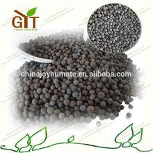 NPK compound fertilizer 5-5-5,organic -inorganic compound for soil and plants