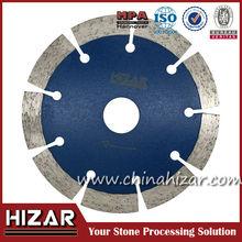 HIZAR Stone Cutting V Grooved Saw Blade