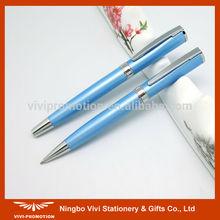 Metal Ball Pen + Roller Pen Gift Set (VBP006)