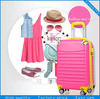 Durable stock trolley bag/ trolley luggage abs luggage