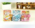 mini giapponese carino strass colorazione e sticker libro