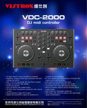 midi controller keyboard VDC-2000M usb digital controller