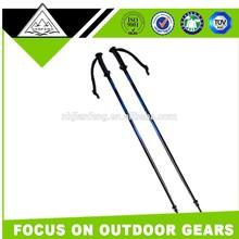 Ningbo product quality trekking pole hiking stick a ski pole outdoor climbing trekking poles