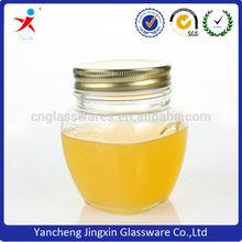 500ml Glass Jar for Food/Jam/Chocolate/Candy