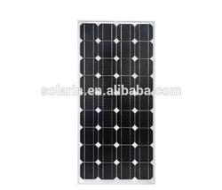 150W Monocrystalline solar panel, solar module