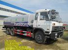 Dongfeng 6x4 Water Tank Truck 20 Ton (5000 gallon)