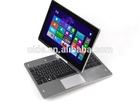 11.6 inch notebook Intel 1037U 2G/320G Window 8 Rotate Touch Laptop