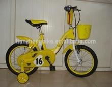 Children Bike USE BRAND,yellow kids bicycle