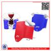 Taekwondo sparring gear red+blue reversible taekwondo chest protector