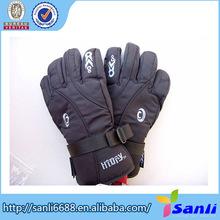 Hot-selling Waterproof brand name ski gloves