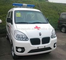 Ambulance mini van