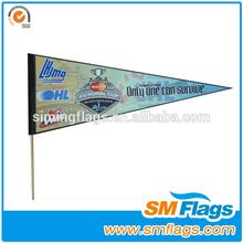 Custom Felt Pennants Flags For Promotion