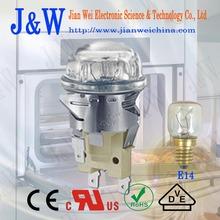 E14 120V/230V 15W/25W pita bread oven lamp convenient installation