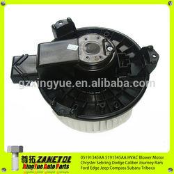 05191345AA 5191345AA Auto HVAC Blower Motor For Chrysler Sebring Dodge Caliber Journey Ram F ord Edge Jeep Compass Subaru