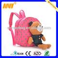 vendita calda simpatico orso zaino scuola