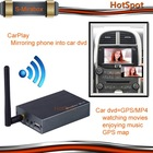 Leading brand, Mirabox wifi/auto,car mp3 interface with usb sd aux