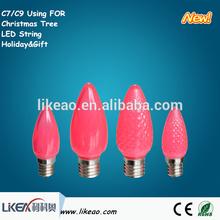 2014 christmas string light e12(120V/C7)