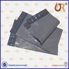 custom printed self adhesive grey mailing bag