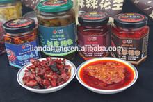 Certificated HALAL/ KOSHER/ HACCP Natural Hot Fish Chilli Sauce
